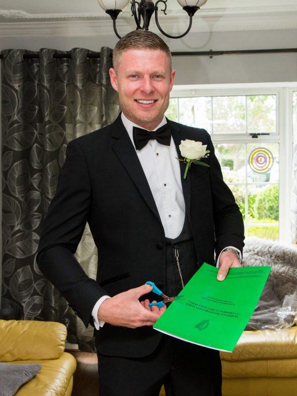 Clontarf Castle Wedding Photographer 4