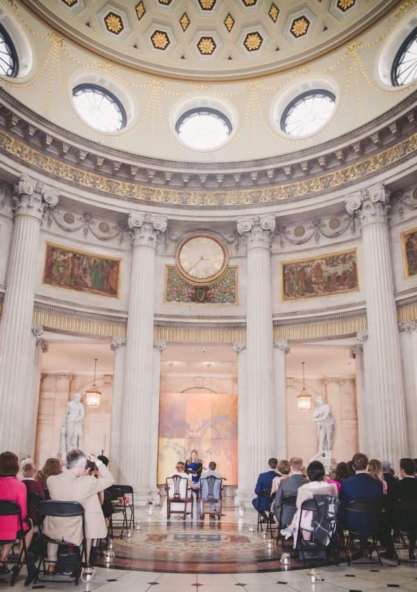 Dublin City Hall Wedding 2